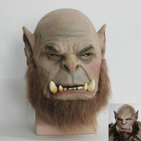 World of Warcraft Orgrim Doomhammer Mask 1
