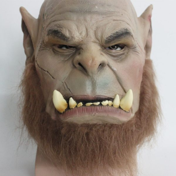 World of Warcraft Orgrim Doomhammer Mask 6