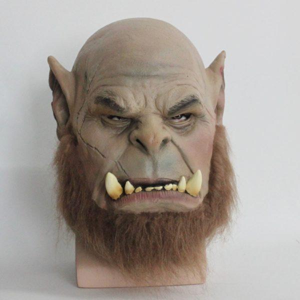 World of Warcraft Orgrim Doomhammer Mask 3
