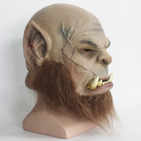 World of Warcraft Orgrim Doomhammer Mask 4