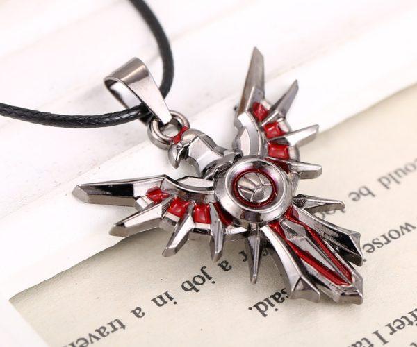 League of Legends: Leona Shield Necklace 2