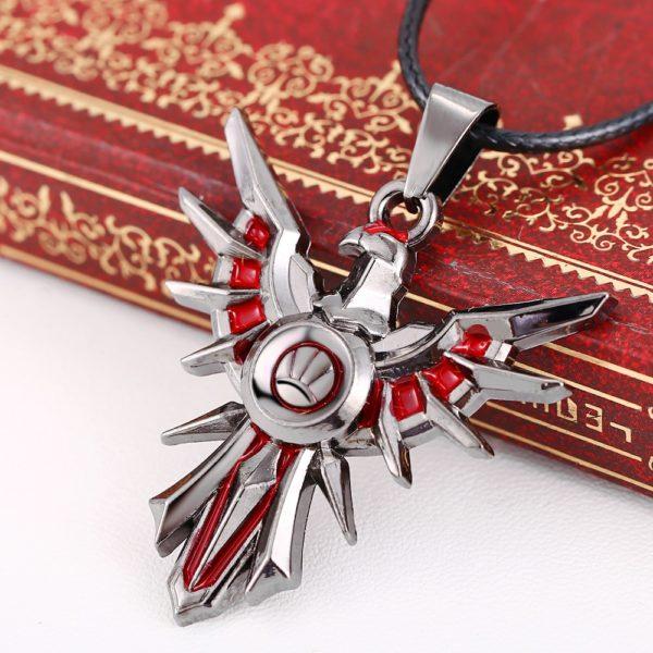 League of Legends: Leona Shield Necklace 4