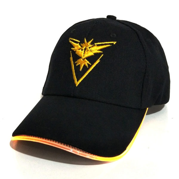 Pokemon: Valor - Instinct - Mystic Baseball Cap 4