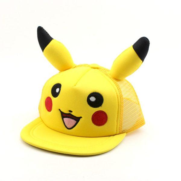 Pokemon: Pikachu Baseball Cap 4