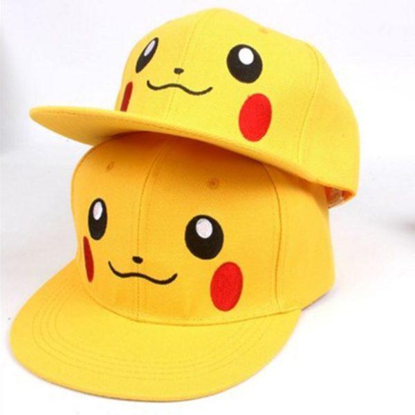 Pokemon: Pikachu Baseball Cap 3