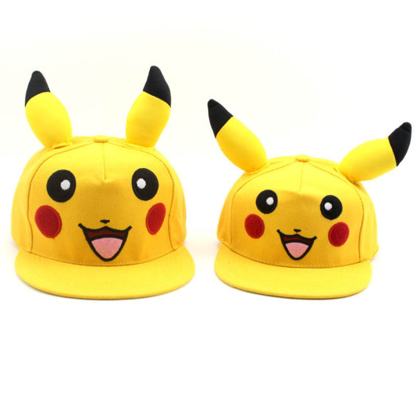 Pokemon: Pikachu Baseball Cap 2