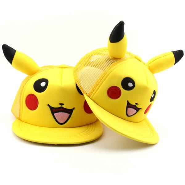 Pokemon: Pikachu Baseball Cap 1