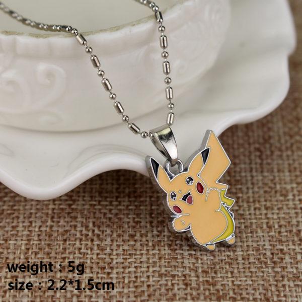 Pokemon Necklace's 5