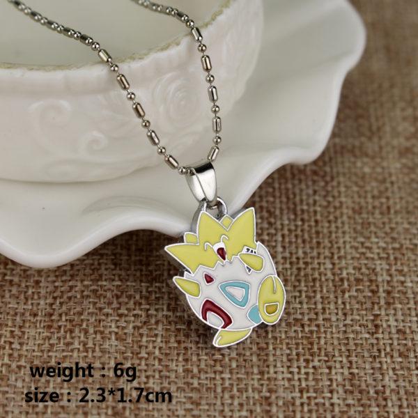 Pokemon Necklace's 6