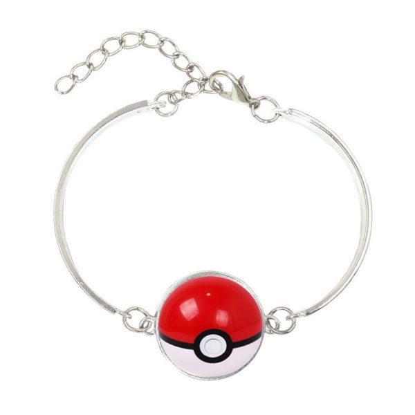 Pokemon Pokeball Bracelets 1