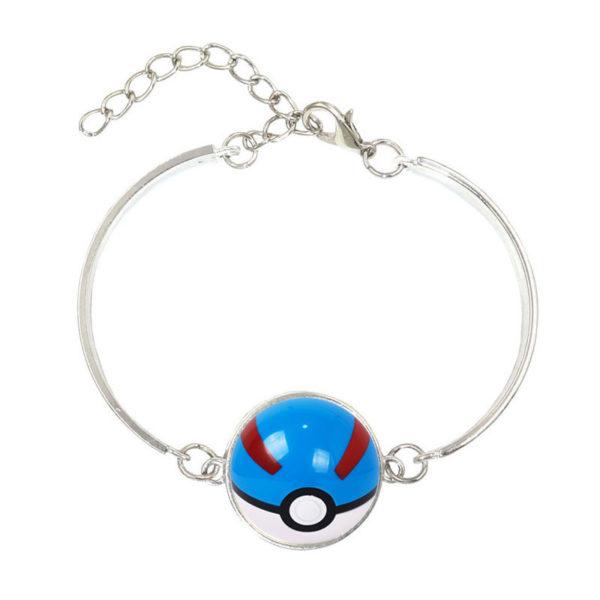 Pokemon Pokeball Bracelets 2