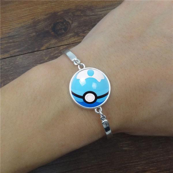Pokemon Pokeball Bracelets 5