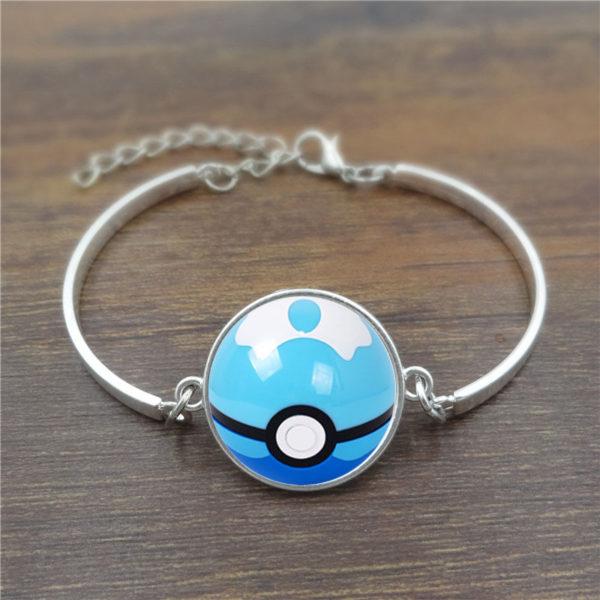 Pokemon Pokeball Bracelets 4