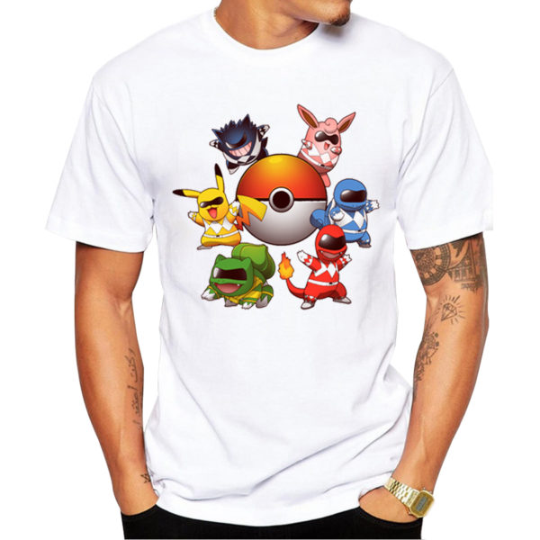 Pokemon Men's T-Shirts 1