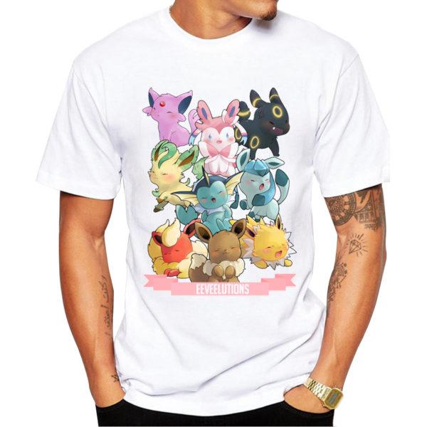 Pokemon Men's T-Shirt 1