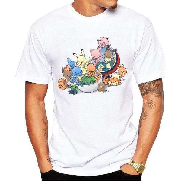 Pokemon Men's T-Shirt 2