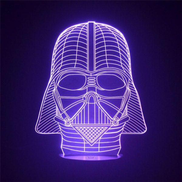 Star Wars: Darth Vader Night Light 3