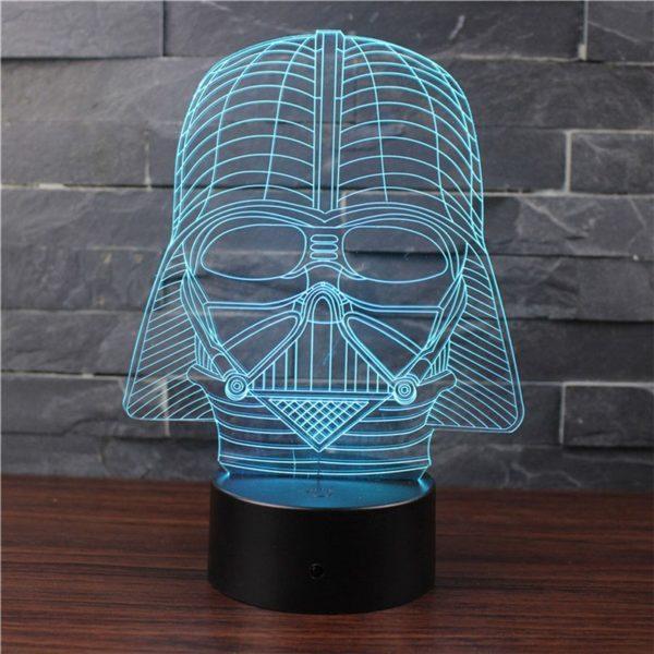 Star Wars: Darth Vader Night Light 5