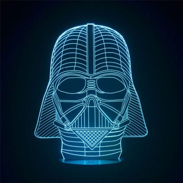 Star Wars: Darth Vader Night Light 2