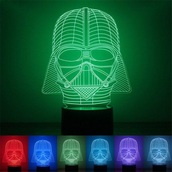 Star Wars: Darth Vader Night Light 1