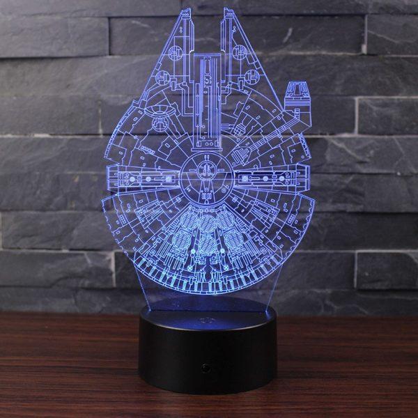 Star Wars: Millennium Falcon Night Light 5