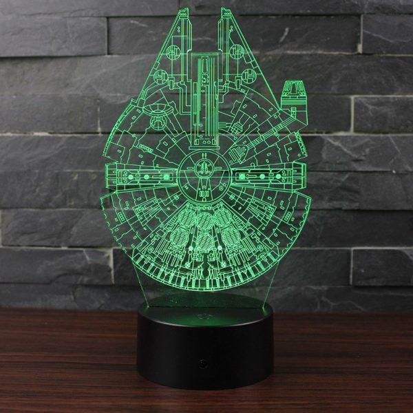 Star Wars: Millennium Falcon Night Light 4