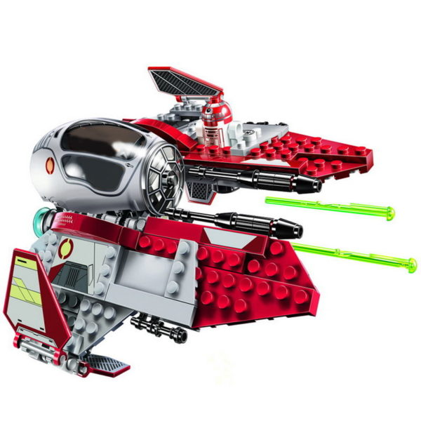 LEGO Star Wars: Obi Wan's Jedi Interceptor 1