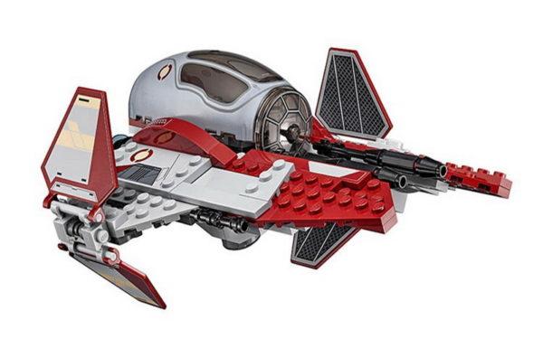 LEGO Star Wars: Obi Wan's Jedi Interceptor 4