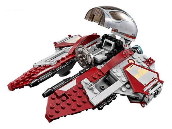 LEGO Star Wars: Obi Wan's Jedi Interceptor 3