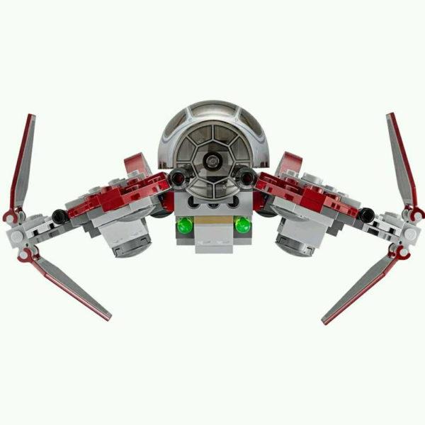 LEGO Star Wars: Obi Wan's Jedi Interceptor 5