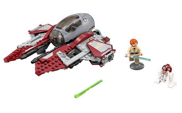 LEGO Star Wars: Obi Wan's Jedi Interceptor 2