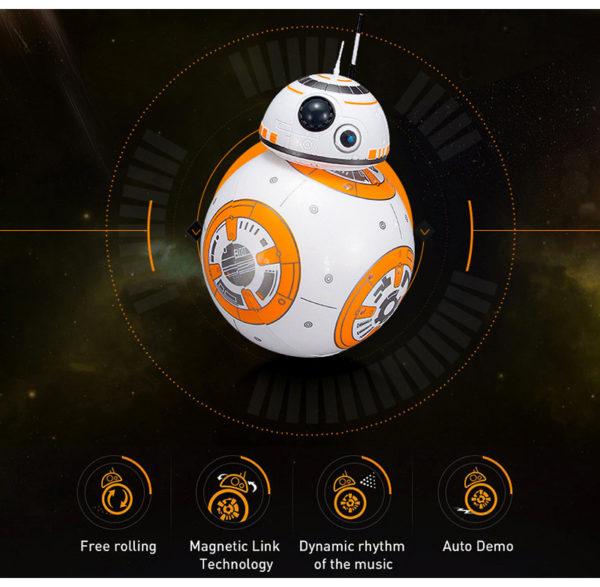 Star Wars: BB8 RC Robot 3