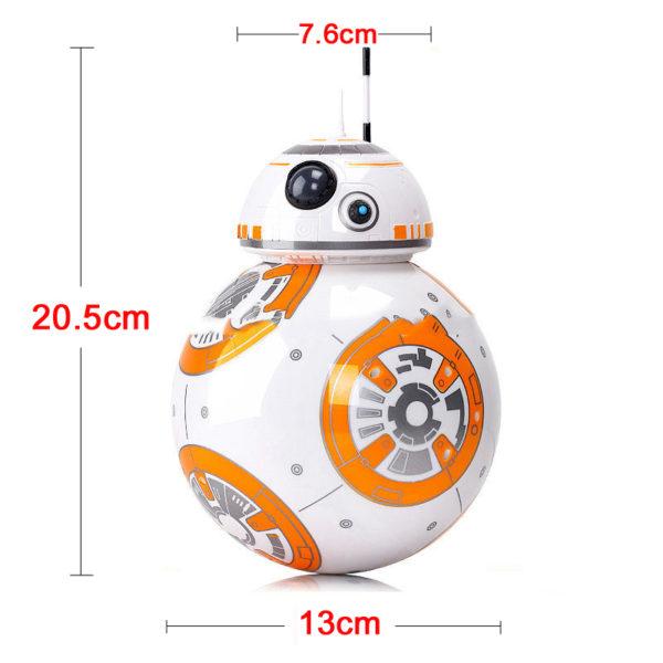 Star Wars: BB8 RC Robot 2