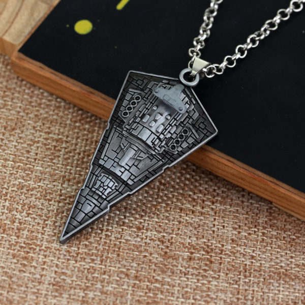 Star Wars: Star Destroyer Necklace 3