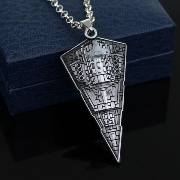 Star Wars: Star Destroyer Necklace 5