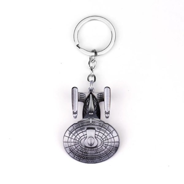 Star Wars: Silver Plated Keychains 6